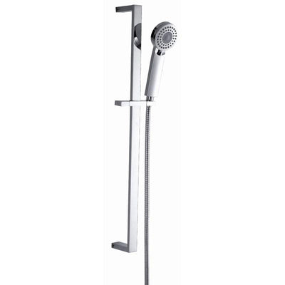 Sliding Shower Rail