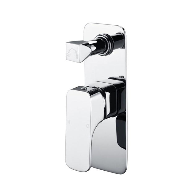 EDEN Wall Mixer With Diverter