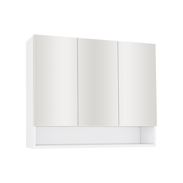 RIVA Mirror Cabinet with Undershelf 1200mm