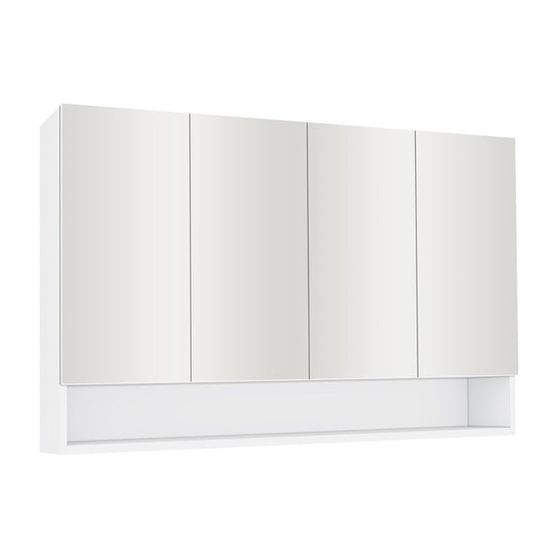 RIVA Mirror Cabinet with Undershelf 1500mm