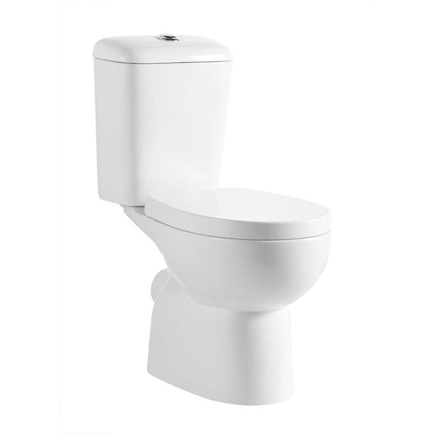 Tradie P-Trap Close Coupled Toilet Suite