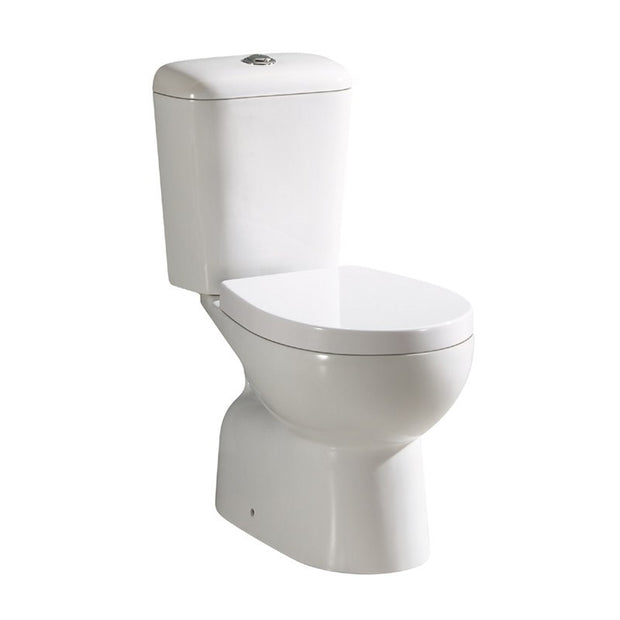 Tradie S-Trap Close Coupled Toilet Suite