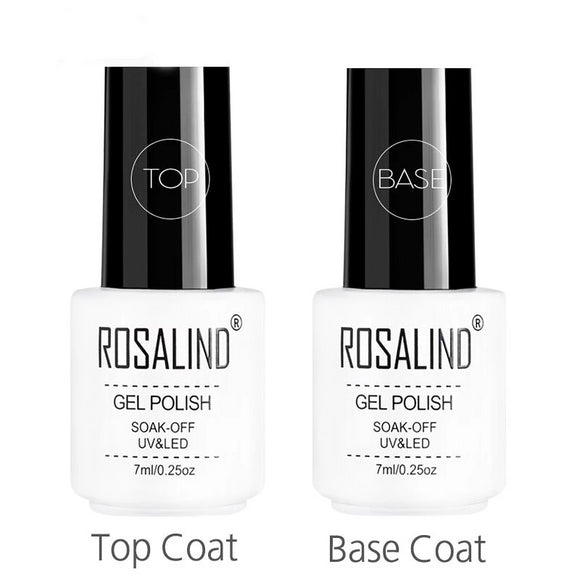 Base et Top Coat