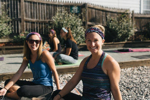 Headbands of Hope + CorePower Yoga Event