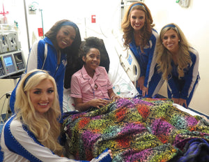 Dallas Mavericks Spread Hope