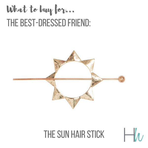 hair stick pin