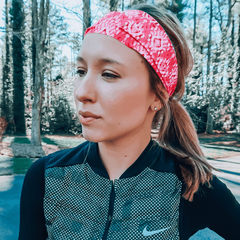 Bold & Fearless Athletic Headband - Headbands of Hope
