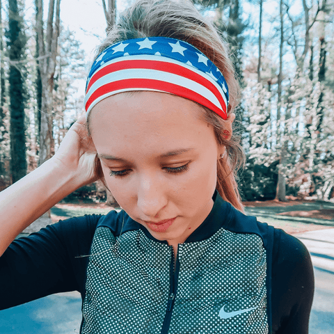 Grit & Glory Athletic Headband - Headbands of Hope