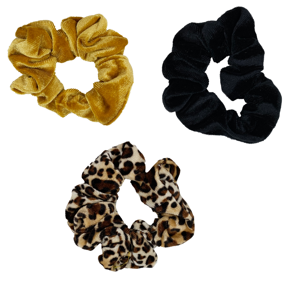 Baskins Scrunchie Set