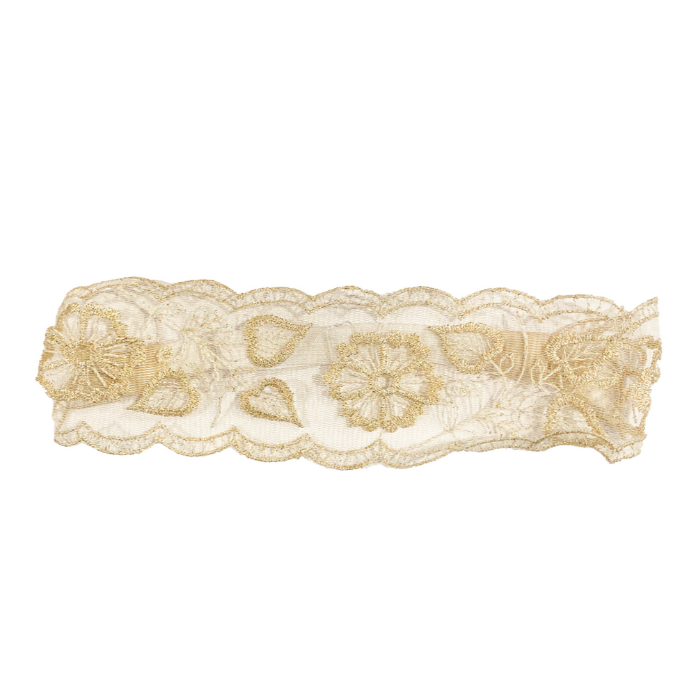 Dainty Lace Headband