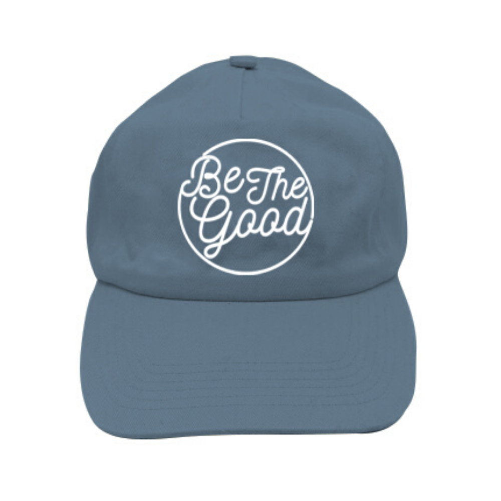 Blue Be the Good Hat