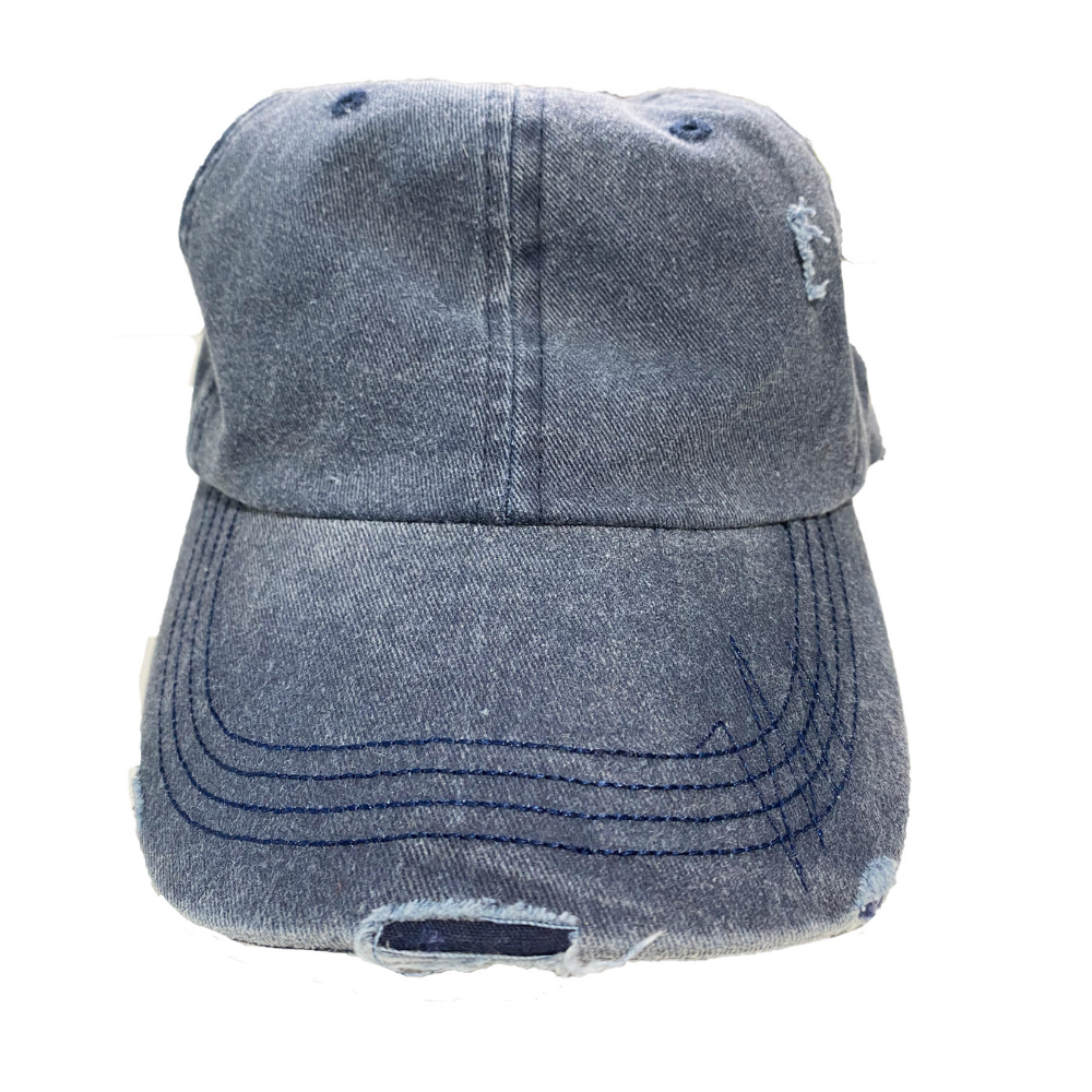 Distressed Stay Kind Baseball Hat