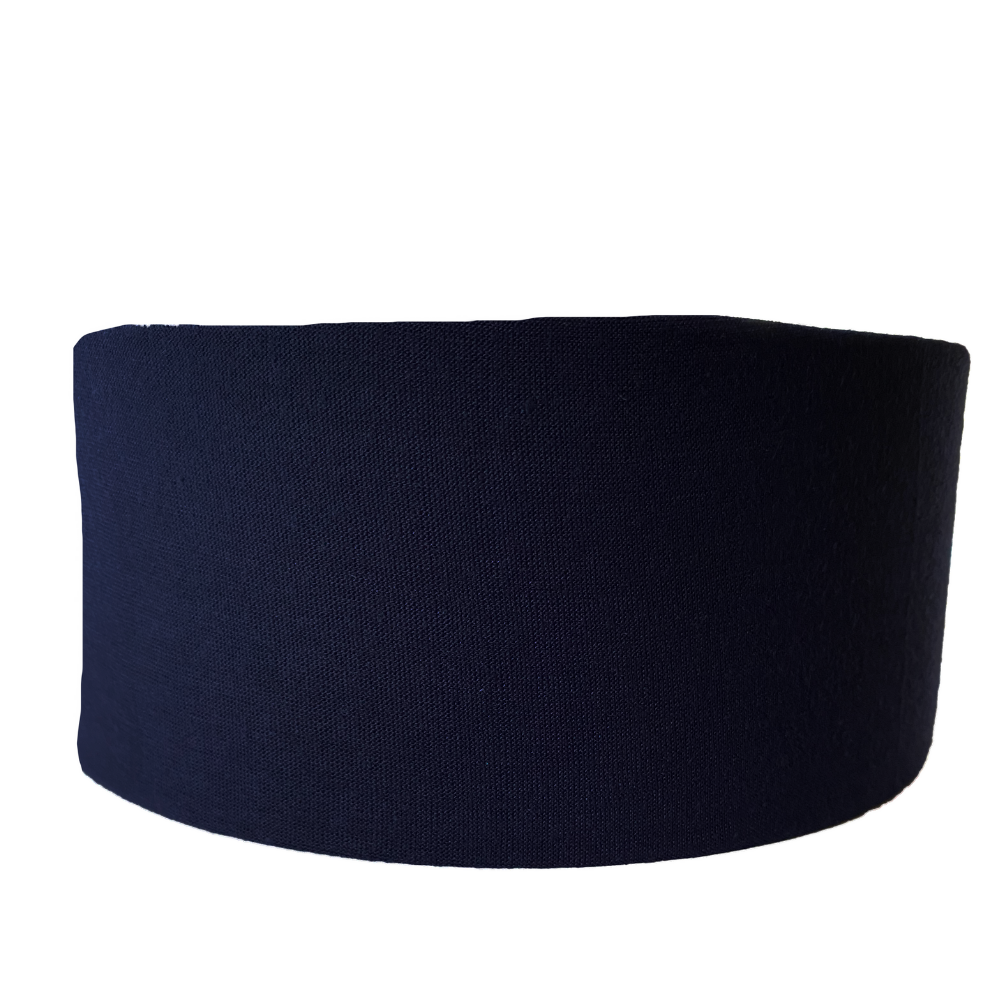 Navy Tube Turban