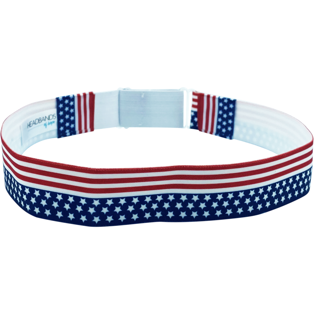 Adjustable Grit & Glory Athletic Headband