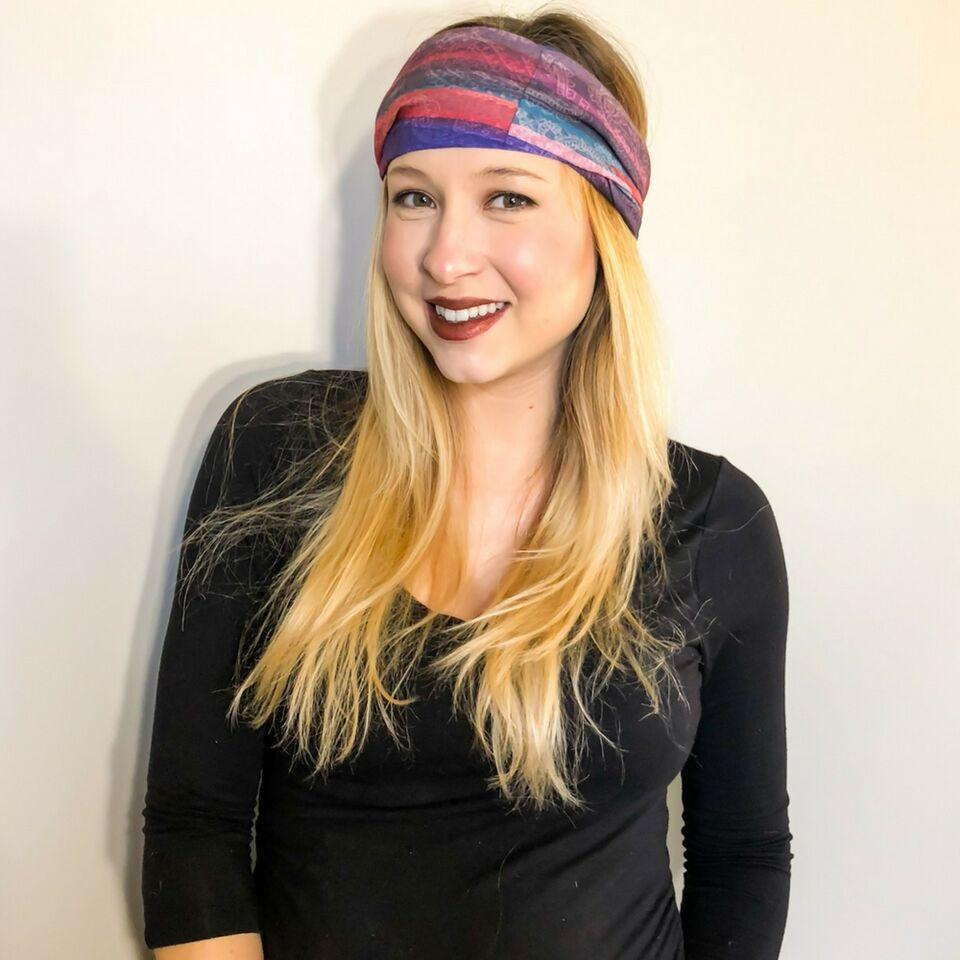 Boho Charm Tube Turban - Headbands of Hope