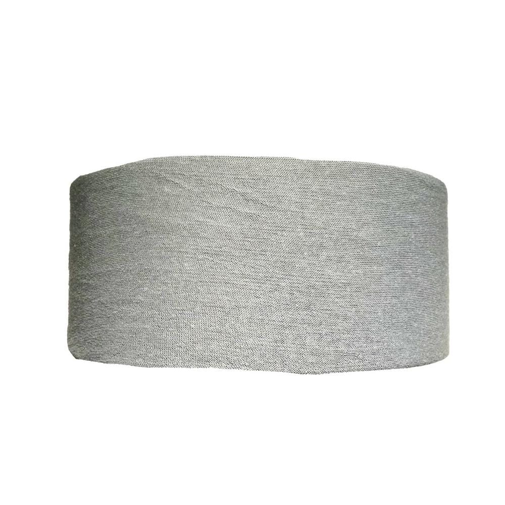 Grey Tube Turban - Headbands of Hope