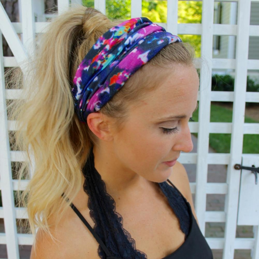 Lily Tube Turban - Headbands of Hope