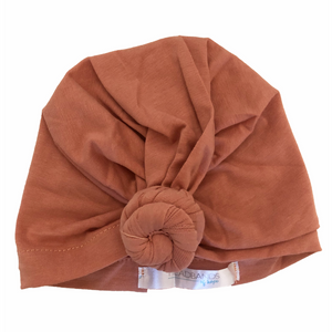 Mauve Adult Turban- 4yrs to Adult