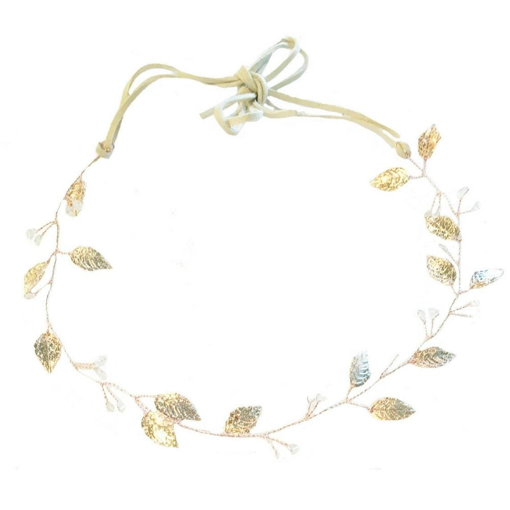 Rose Leaf Tie - Headbands of Hope