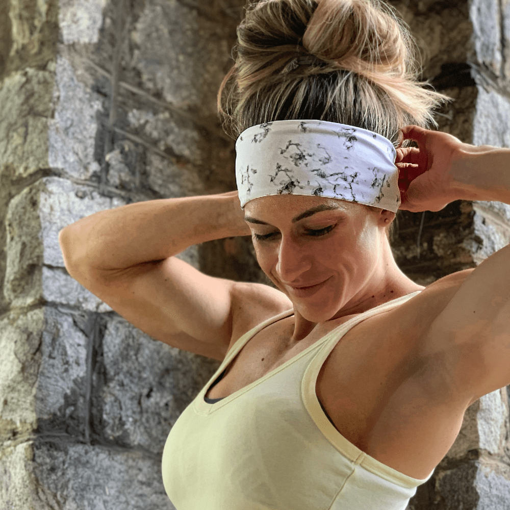 Love Yourself Athletic Headband - Headbands of Hope