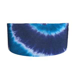 Teal Typhoon Tube Turban - Headbands of Hope