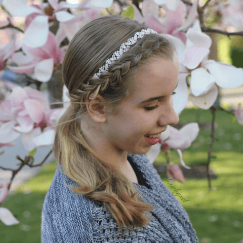Crystal Twist - Headbands of Hope