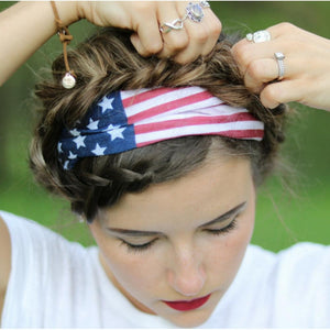 American Tube Turban - Headbands of Hope