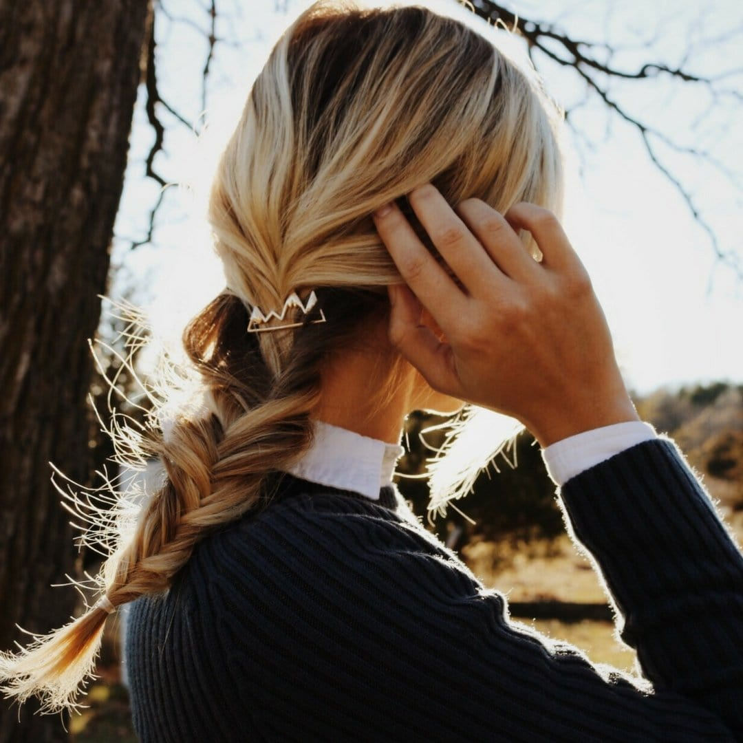 Mountain Top Hair Clip - Headbands of Hope