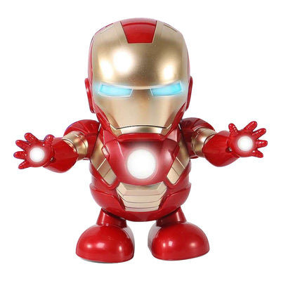 Marvel Avengers Toys Dancing Iron Man Robot - Daly Shop