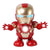 Marvel Avengers Toys Dancing Iron Man Robot