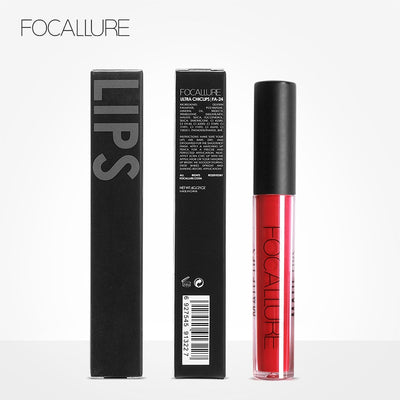Focallure 25 color waterproof Matte Liquid Lipstick long lasting lipgloss - Daly Shop