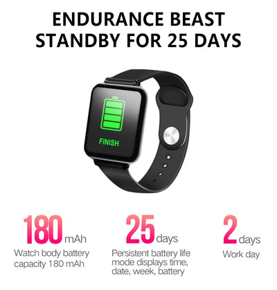 Smart Watch with All-Day Activity Tracker - Daly Shop