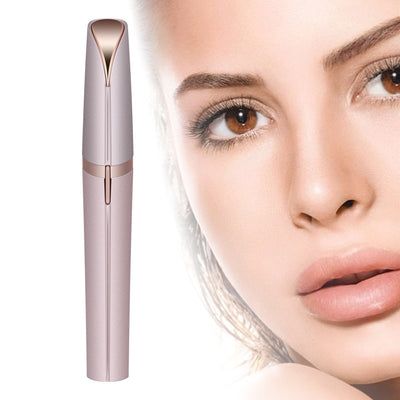 Mini Electric Eyebrow Hair Remover - Daly Shop