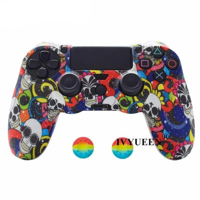 Protective Silicone Skin Case For PS4 Controller - Daly Shop