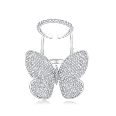 Movable Butterfly Shape Jewelry for Party Gift - Daly Shop