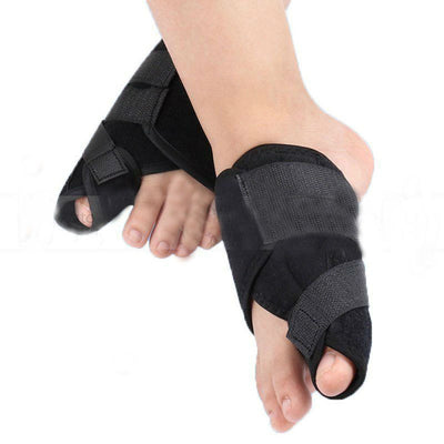 2pcs Soft Bunion Corrector Toe Separator Splint Correction System Medical Device - Daly Shop