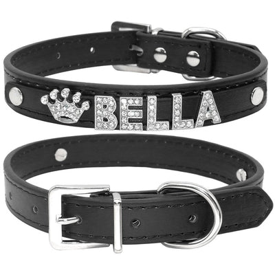 Personalized Custom Collar for Small Dogs Cats for Chihuahua  collar - Daly Shop