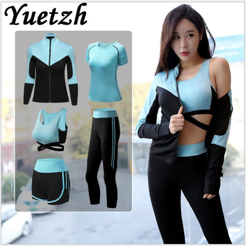 Women's 3 Piece Hiking Tracksuit