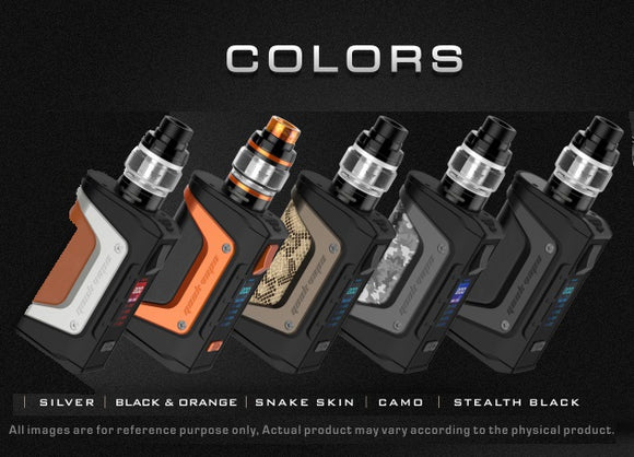 GeekVape Aegis Legend Kit - Great Price, Quick Shipping, No Hassle - USA - Wholesome Vapor
