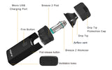 Aspire Breeze 2 Kit - Great Price, Quick Shipping, No Hassle - USA - Wholesome Vapor