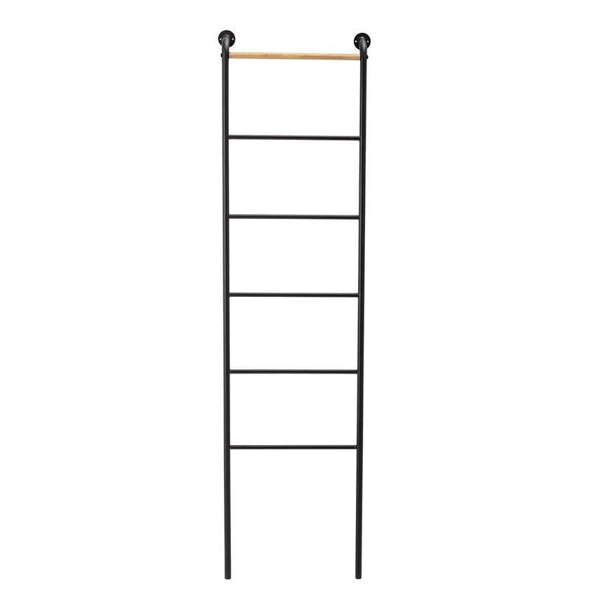 Black Blanket Ladder