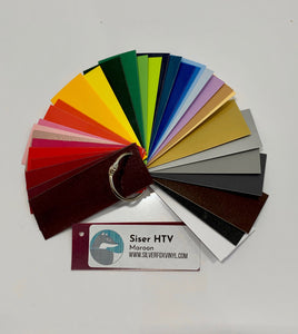 Colour Palette Swatches