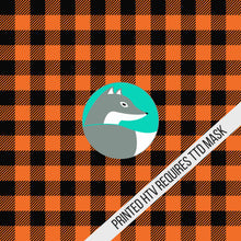 Load image into Gallery viewer, Plaid & Dots Pattern Vinyl