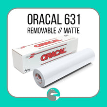 Load image into Gallery viewer, Oracal 631 (Removable) - Matte
