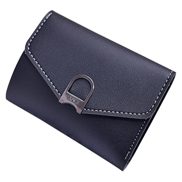 Ladies wallets and purses Women Daily Use Clutches Purse Fashion Handbag monedero mujer #4M
