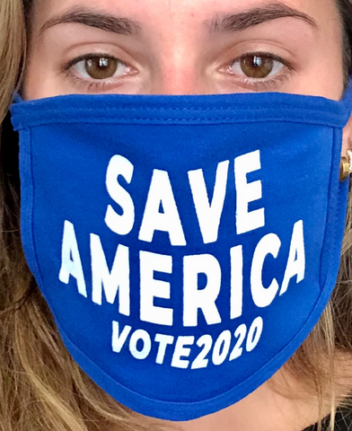Official Save America Mask™