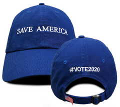 Official Save America Hat™ - 100% Made In The USA