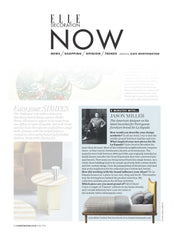 Jason Miller Elle Decoration UK 2020