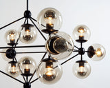 Modo - 4 Sided Chandelier