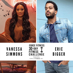 Force Fitness 30-Day Online Challenge with Vanessa Simmons and Eric Bigger